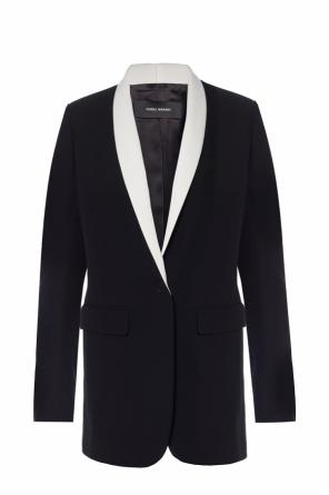 Blazer with shawl  collar od Isabel Marant